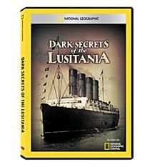 Dark Secrets of the Lusitania DVD-R