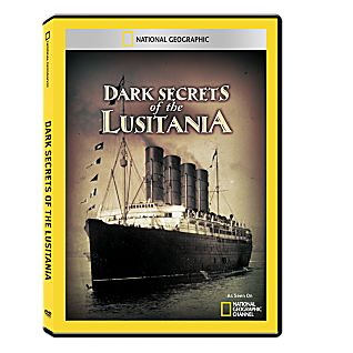 View Dark Secrets of the Lusitania DVD-R image
