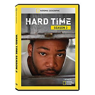 View Hard Time Season Three DVD-R Set image