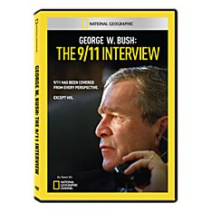 George W. Bush: The 9/11 Interview DVD-R, 2011