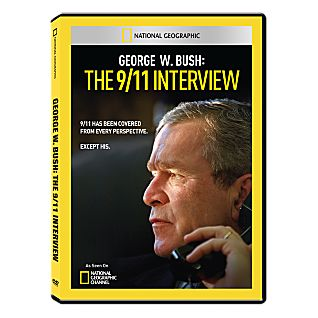 View George W. Bush: The 9/11 Interview DVD-R image
