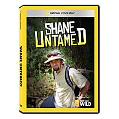Shane Untamed DVD-R, 2011