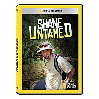 Shane Untamed DVD-R