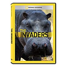 The Invaders DVD-R