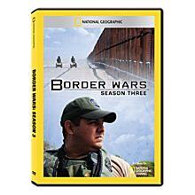 Border Wars Season Three DVD-R Set, 2011