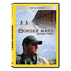 Border Wars Season Three DVD-R Set