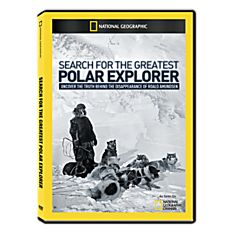 Search For The Greatest Polar Explorer DVD-R, 2011