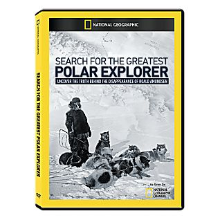 Search For The Greatest Polar Explorer DVD-R