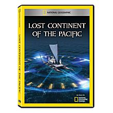 Lost Continent of the Pacific DVD-R