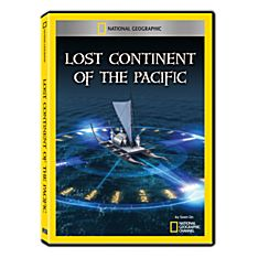 Lost Continent of the Pacific DVD-R, 2011