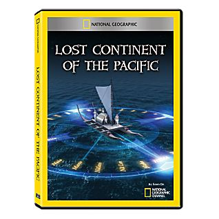 View Lost Continent of the Pacific DVD-R image