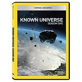 View Known Universe Season One DVD-R Set image