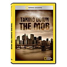 Taking Down The Mob DVD-R, 2011