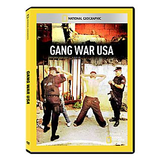 View Gang War U.S.A. (Inside ICE) DVD-R image
