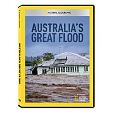 Australia's Great Flood DVD-R, 2011
