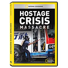 Hostage Crisis Massacre DVD-R