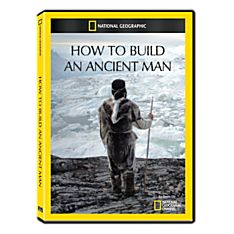 How To Build An Ancient Man DVD-R, 2011