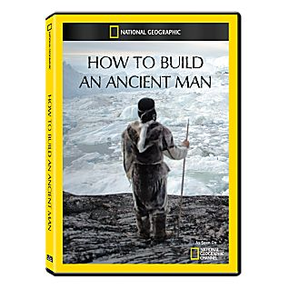 View How To Build An Ancient Man DVD-R image