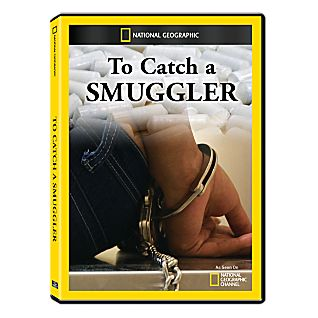 View To Catch a Smuggler DVD-R image