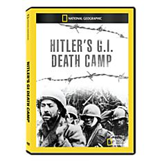 Hitler's G.I. Death Camp DVD-R, 2011