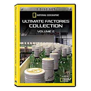 Ultimate Factories DVD-R Collection, Vol. 2