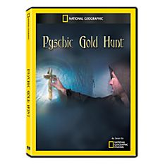 Psychic Gold Hunt DVD-R