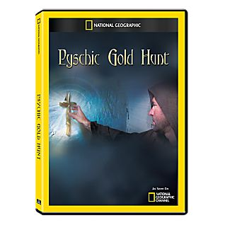 View Psychic Gold Hunt DVD-R image