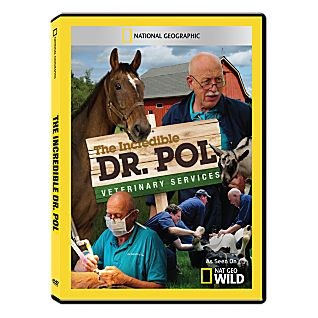 The Incredible Dr. Pol DVD-R