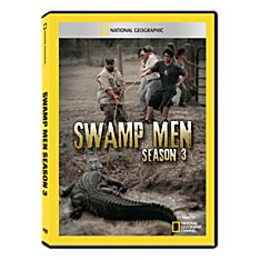 Swamp Men Season Three DVD-R Set, 2011
