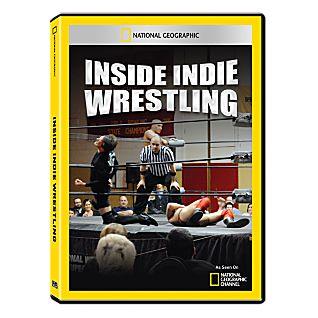 View Inside Indie Wrestling DVD-R image
