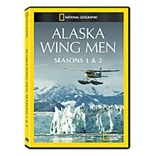 Alaska Wing Men Seasons One and Two DVD-R Set, 2011