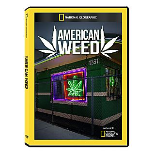 View American Weed DVD-R image