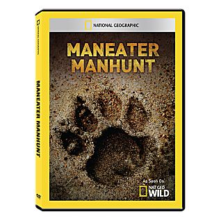 Maneater Manhunt DVD-R