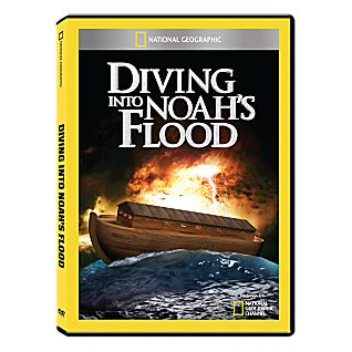 View Diving Into Noah's Flood DVD-R image