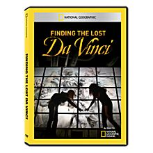 Finding the Lost Da Vinci DVD-R