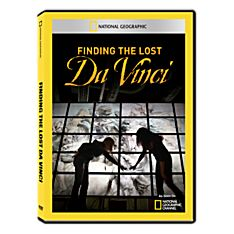 Finding the Lost Da Vinci DVD-R, 2011