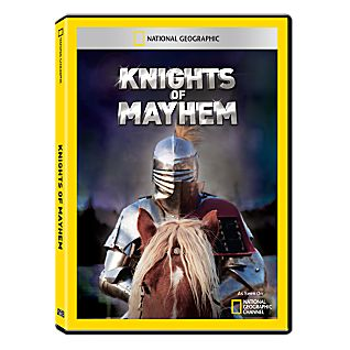 Knights of Mayhem DVD-R