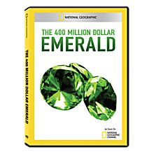 The 400 Million Dollar Emerald DVD-R, 2011