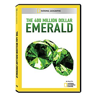The 400 Million Dollar Emerald DVD-R