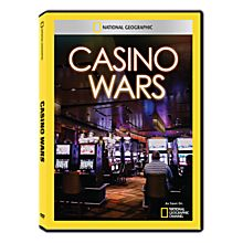 Casino Wars DVD-R, 2011