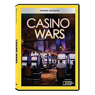 Casino Wars DVD-R