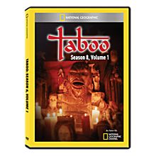 Taboo: Season Eight, Volume 1 DVD-R, 2012