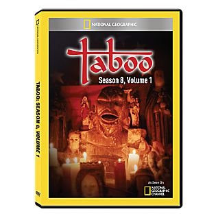 View Taboo: Season Eight, Volume 1 DVD-R image