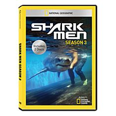 Shark Men Season Three DVD-R