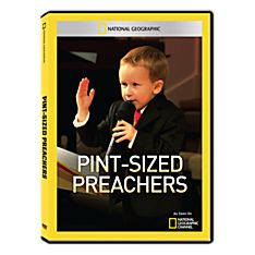 Pint Sized Preachers DVD-R