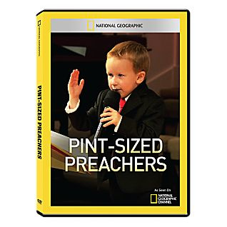 View Pint Sized Preachers DVD-R image