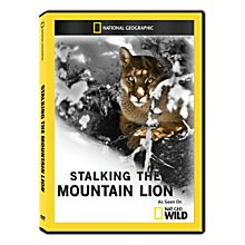 Stalking the Mountain Lion DVD-R, 2011