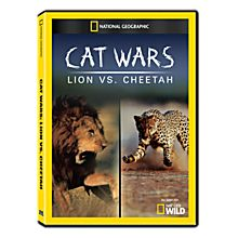 Cats Wars: Lion vs. Cheetah DVD-R