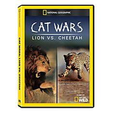 DVD on African Wildlife