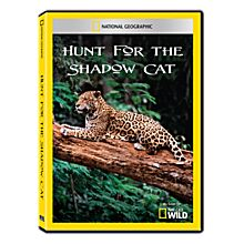 Hunt for the Shadow Cat DVD-R